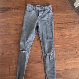 zara jeans/jeggings